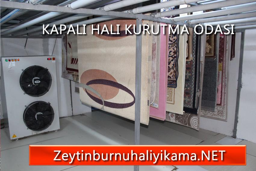 Zeytinburnu halı yıkama otomatik makinede yıkama halı kurutma odası