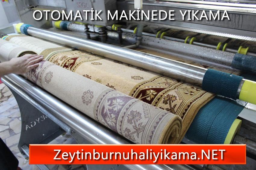 Zeytinburnu halı yıkama otomatik makinede yıkama